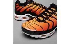 Мужские кроссовки Nike Air Max Tn Plus Black Orange BQ4629-001