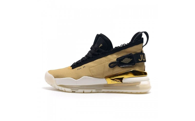 "Мужские кроссовки Jordan Proto Max 720 ""Gold Black"" BQ6628-700"