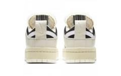 Женские кроссовки Nike Dunk Low Disrupt Pale Ivory Black (W) - DD6620-001