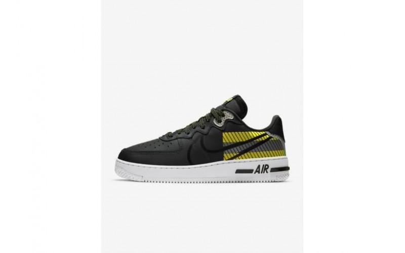 Мужские кроссовки Nike Air Force 1 React 3M Pack CT3316-003