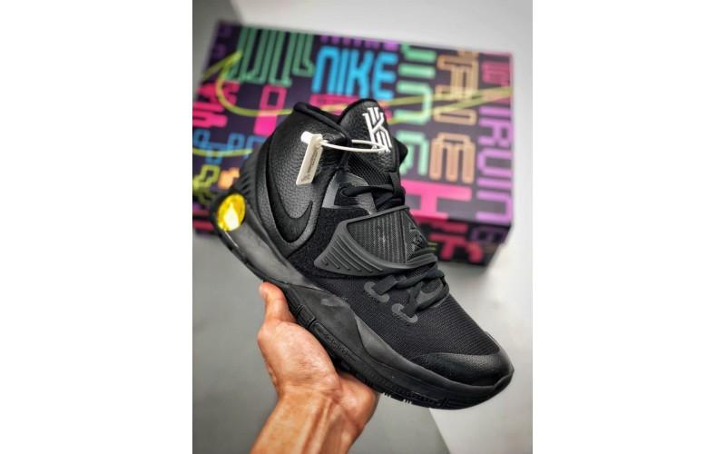 "Мужские кроссовки Nike Kyrie 6 ""Triple Black"" BQ4630-906"