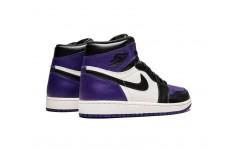 Кроссовки Air Jordan 1 Retro High OG Court Purple 555088-501