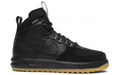 Мужские кроссовки Lunar Force 1 Duckboot Black Gum 805899 003