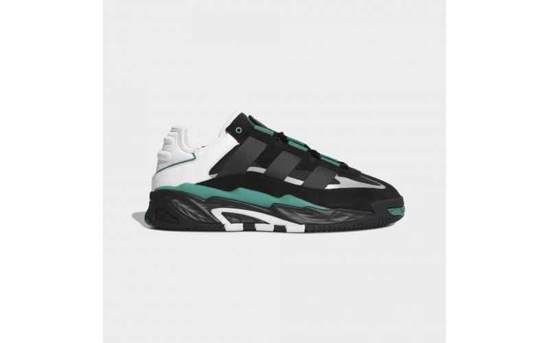 Мужские кроссовки Adidas Niteball Black FW2477