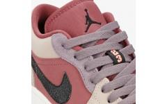 Женские кроссовки Jordan 1 Low Canyon Rust DC0774-602