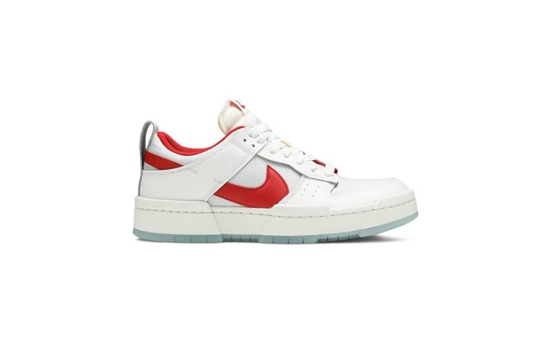 Мужские кроссовки Nike Dunk Low Disrupt Gym Red CK6654-101