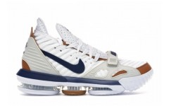 Мужские кроссовки Nike LeBron 16 Air Trainer Medicine Ball CD7089-100