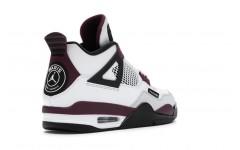 Мужские кроссовки Jordan 4 Retro PSG Paris Saint-Germain CZ5624-100