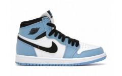 Кроссовки Jordan 1 Retro High OG University Blue AQ2664-134