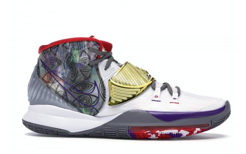 Мужские кроссовки Nike Kyrie 6 Preheat Collection Houston CN9839-100
