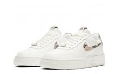 Женские кроссовки Nike Air Force 1 Pixel White Snake CV8481-101