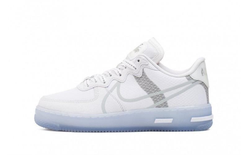 Кросівки Nike Air Force 1 React QS White (CQ8879-100)