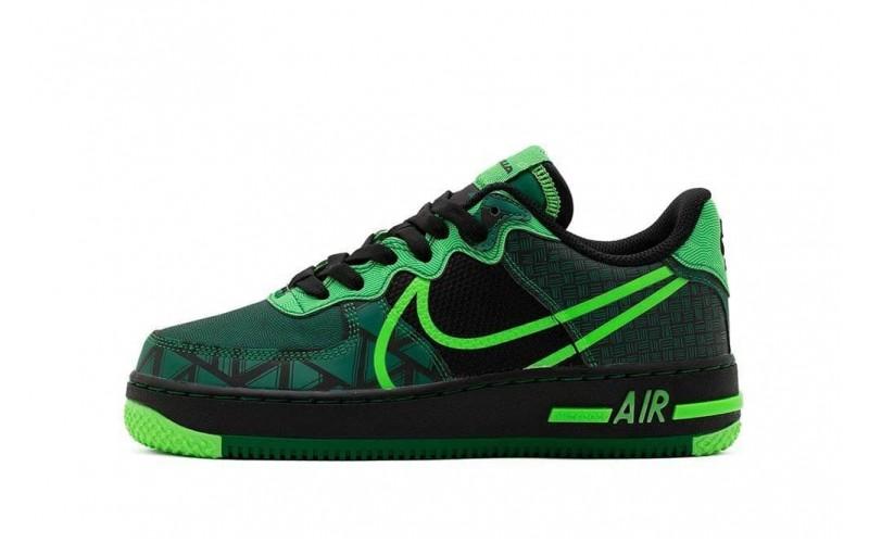 Мужские кроссовки Nike Air Force 1 React Naija - CW3918-001