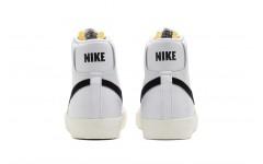 Женские кроссовки Nike Blazer Mid 77 Vintage White (BQ6806-100)