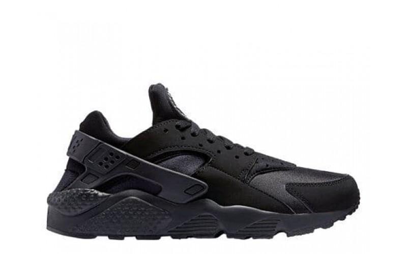 Кроссовки Nike Air Huarache Triple Black 318429-005