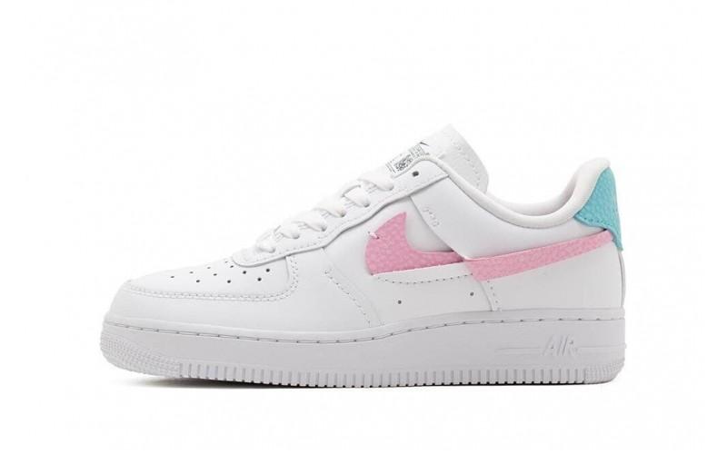 Женские кроссовки Nike Air Force 1 LXX Wmns White Pink DC1164-101