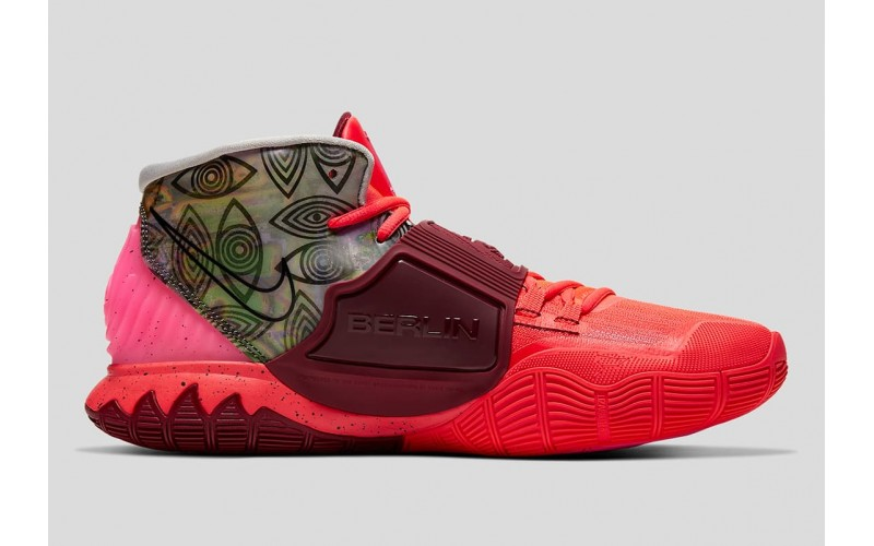 Жіночі кросівки Nike Kyrie 6 Preheat Collection Berlin - CN9839-600