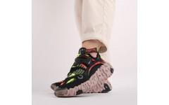 Женские кроссовки Nike ISPA Overreact Black Red Volt - CD9664-001