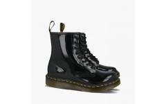 Жіночі черевики Dr. Martens 1460 Black Gloss 11821011